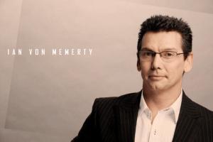 Mr Showbiz Ian von Memerty releases solo album