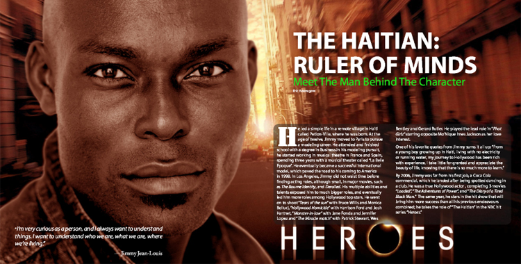 THE HAITIAN: Ruler of Minds