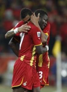 Uruguay beats Ghana 4-2 in penalty shootout