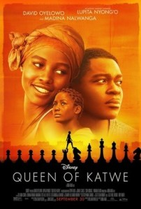 Now Playing – Queen of Katwe