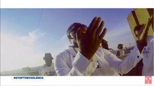 Stop The Violence (Official Video) Ft. JK, Ephraim, Kayombo, Taonga, Wile and Oscar