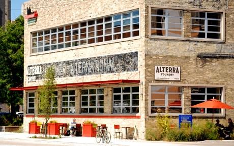Alterra Foundry, Milwaukee, WI