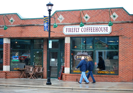 Firefly Coffeehouse, Oregon, WI