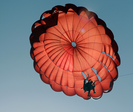 Minds are like parachutes -  they only function when open. - Thomas Dewar