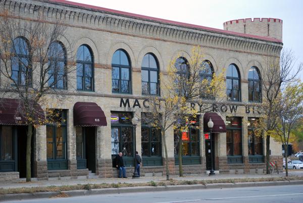 Machinery Row, Madison, WI