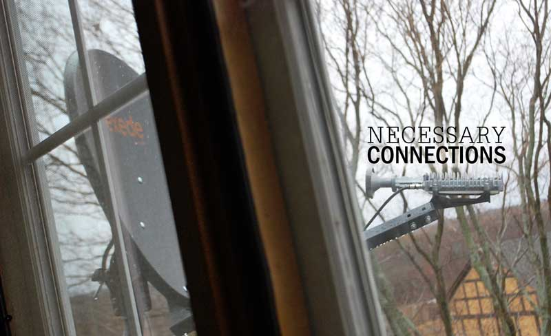 internet satellite dish