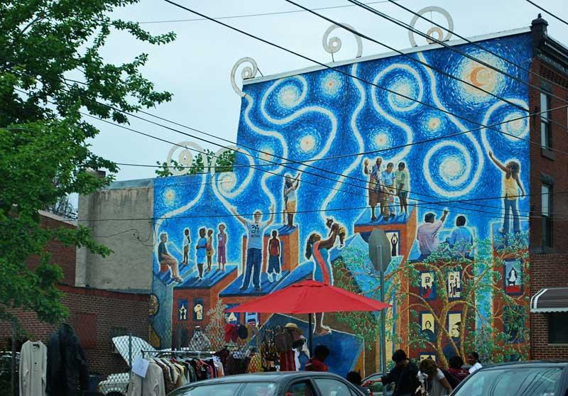 47th & Upland, West Philadelphia