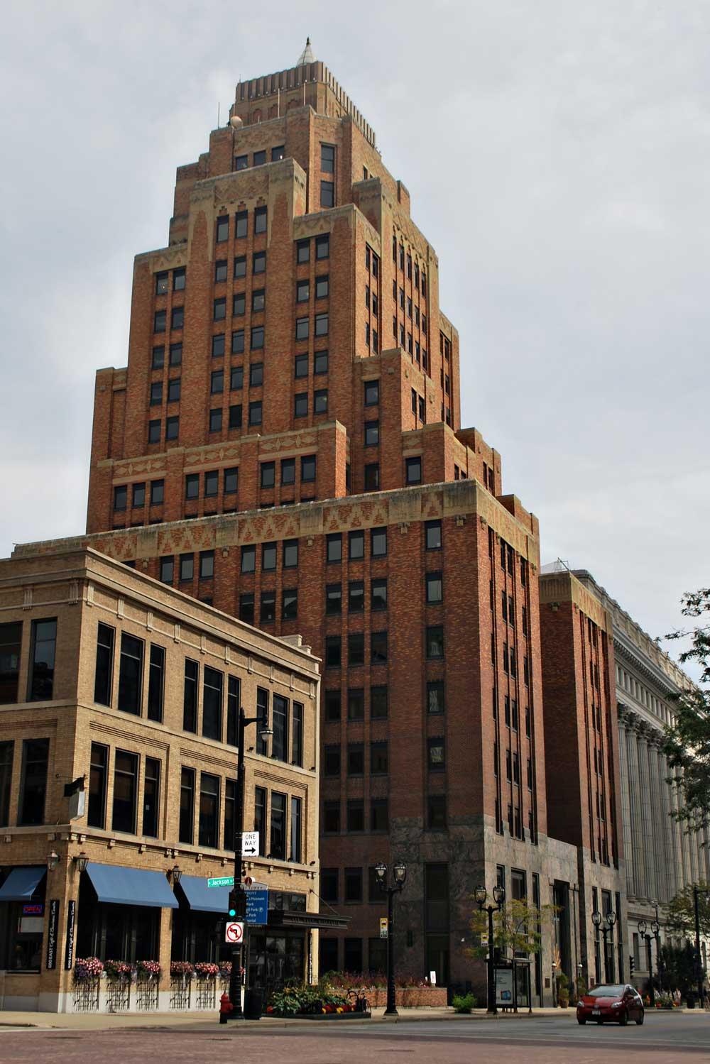 Gas Light Building, Doors Open Milwaukee