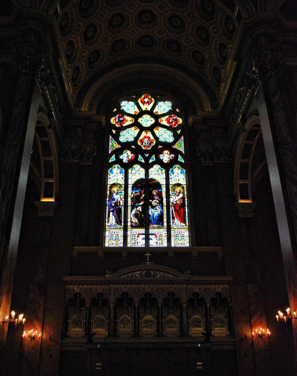 Basilica of St. Josaphat, Milwaukee, WI