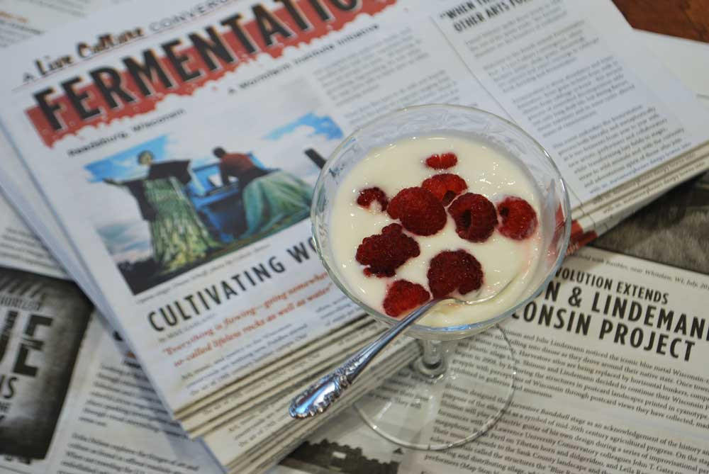Homemade Yogurt in Crock-Pot Recipe