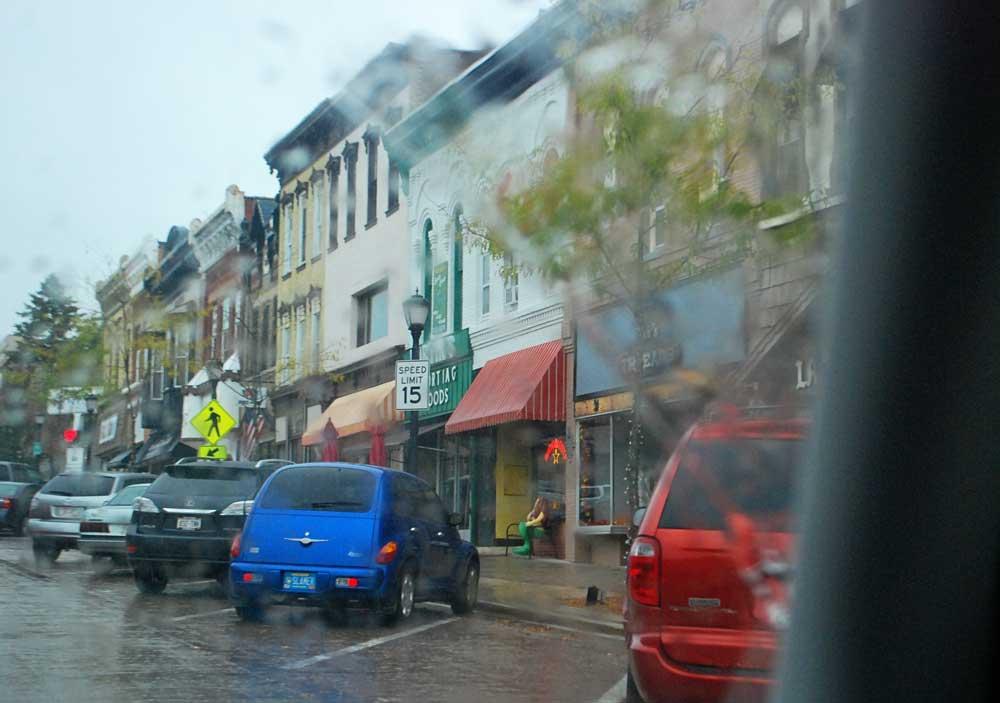 Downtown Monroe, WI