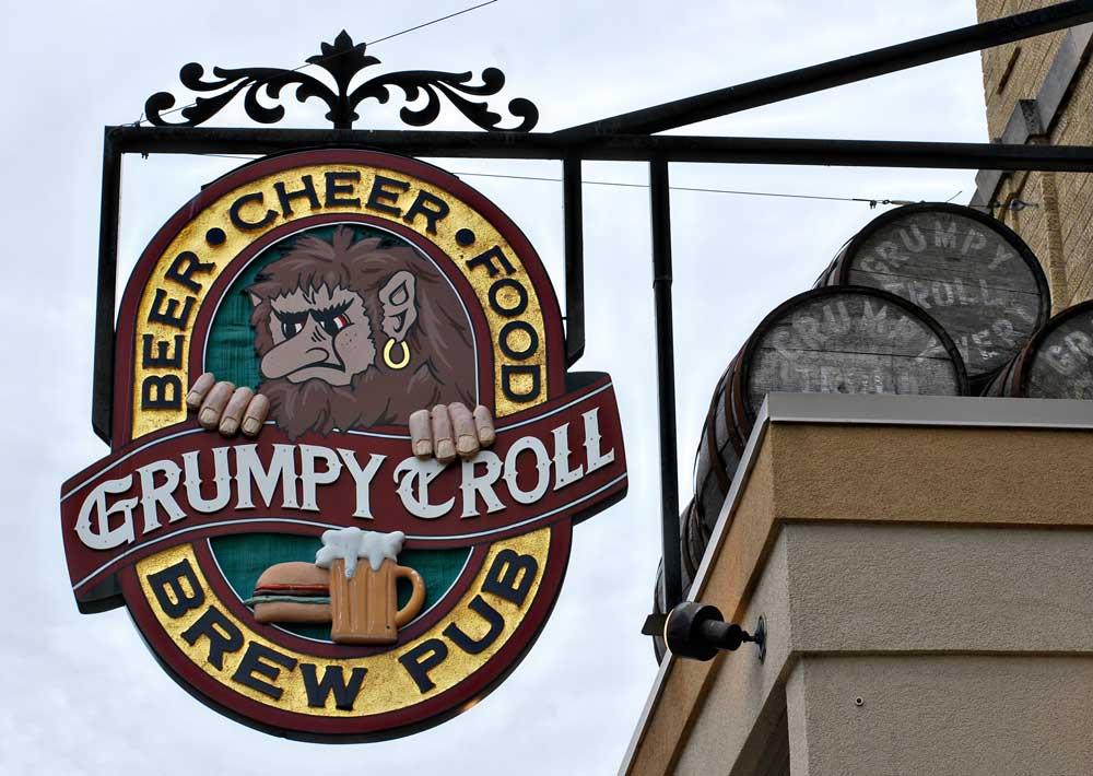 Grumpy Troll Brew Pub