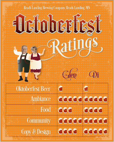 Adunate rates Reads Landing Brewing Company, Reads Landing, Minnesota
