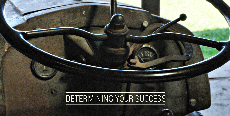 Vintage steering wheel illustrates successful way to run a committee