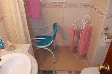 «Adaptación de baño para personas mayores en Sevilla»