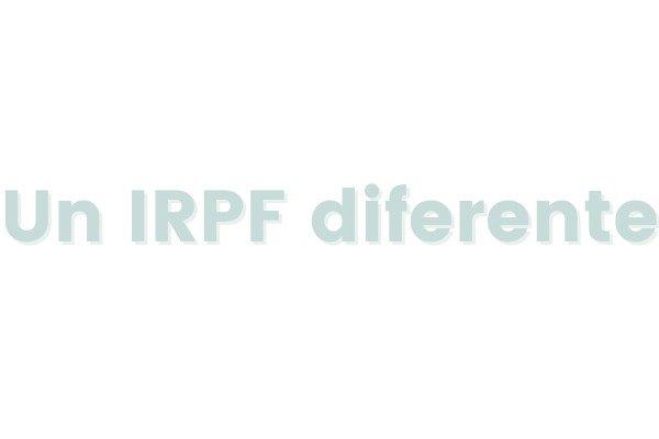 Un IRPF diferente