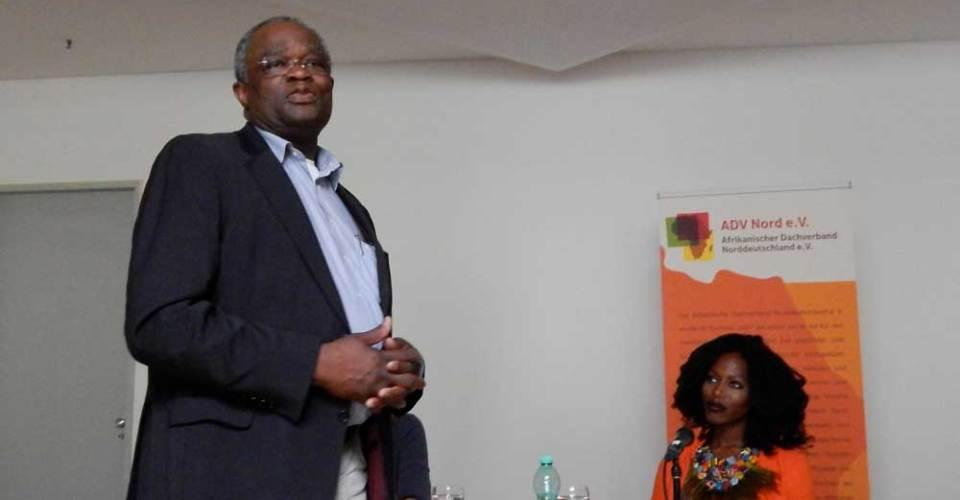 Literaturtag mit Taye Selasie 2013