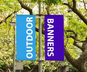 Outdoor Banners San Diego