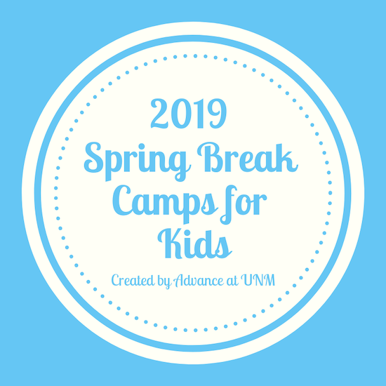 Spring Break Camps for Kids!
