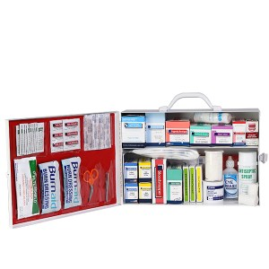 2 Shelf First Aid Kit