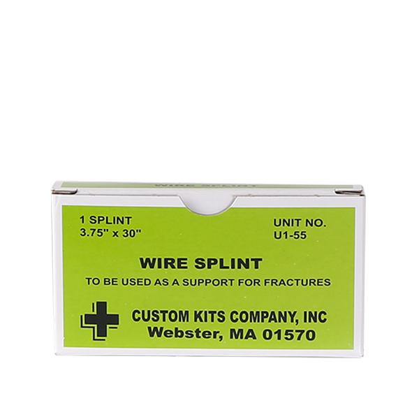 Wire Splint
