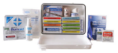 Speedy First Aid Racing Kit