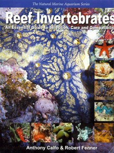 best books for saltwater invertebrates live rock refugiums