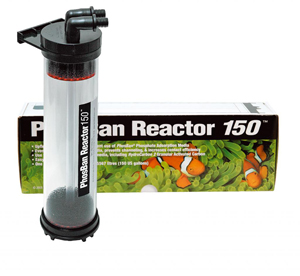 aquarium filter media reactor