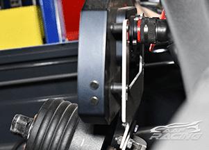 AAF E30 AIM Dash Mount W/Steering Sensor Bracket