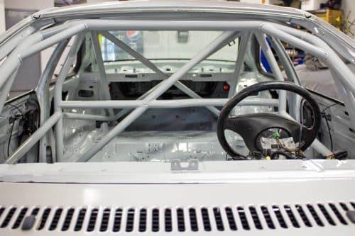 Spec E46 Roll Cage