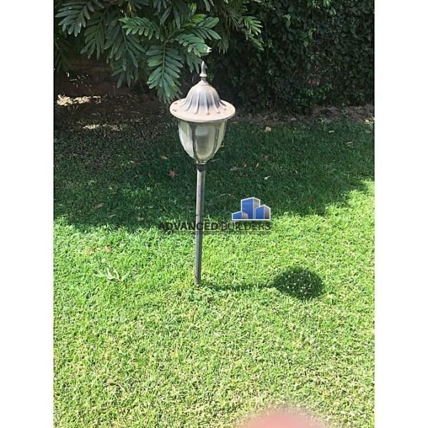 Garden Lamp 6feet