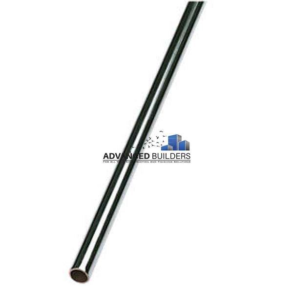 chrome pipe 1inch