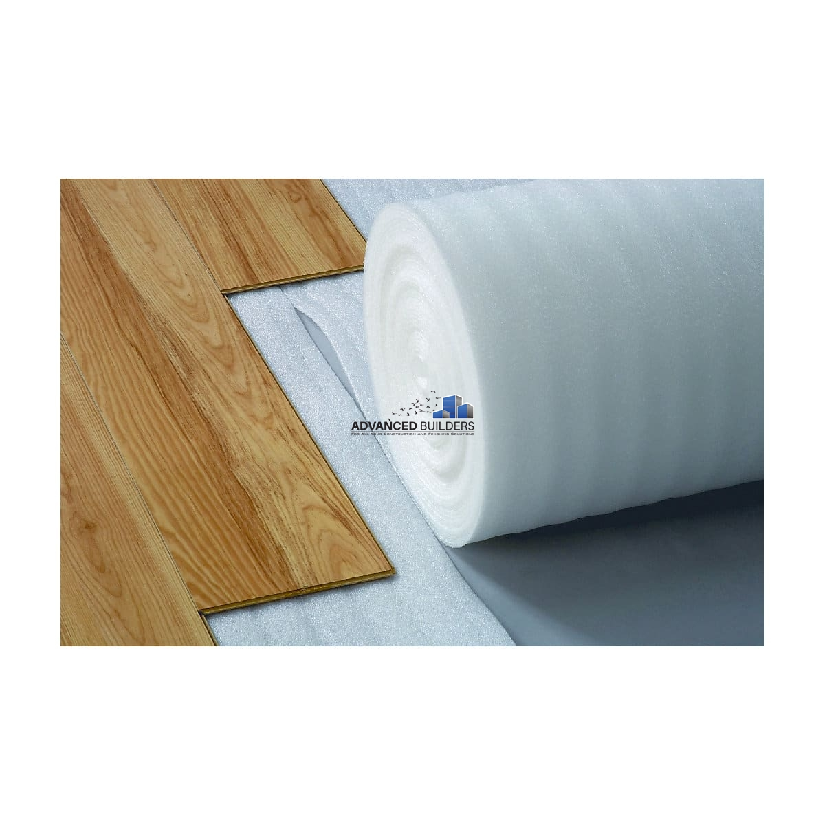 underlay for laminated flooring