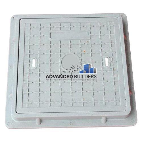 Square Fiber Manhole Cover