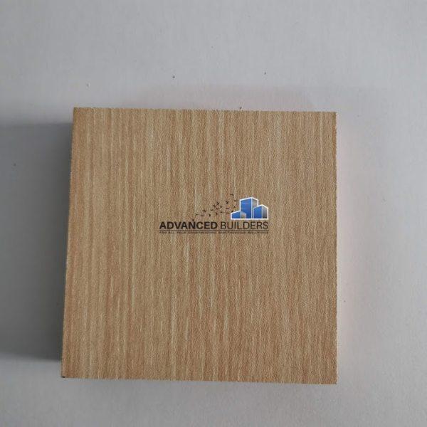 Advanced Builders MDF Board 18 mm White Oak