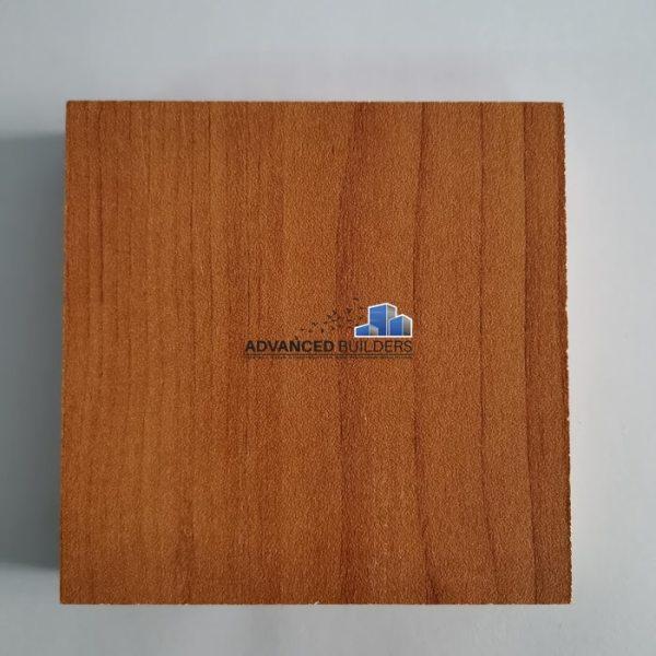 Advanced Builders MDF Board 18 mm Cherry