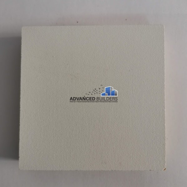 Advanced Builders MDF Board 18 mm White
