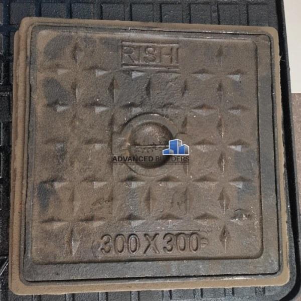 Cast Iron Manhole