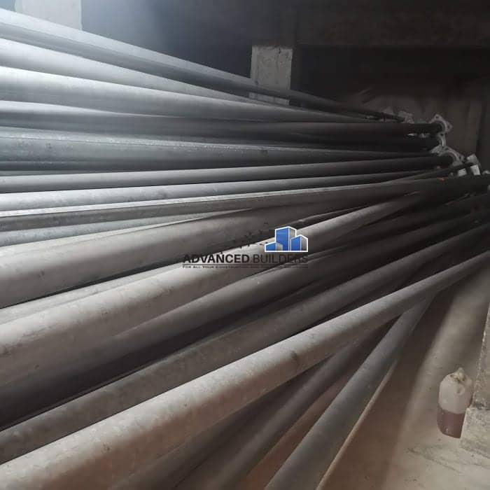 Steel Electricity Poles