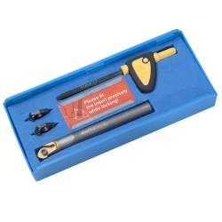 Nine9- Indexable Deburring -Tool Kit
