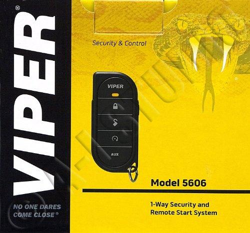 VIPER 5606VD – Car & Marine Audio Sales & Installation Car Alarms