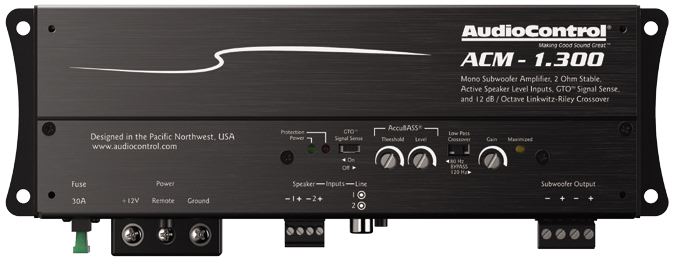 AUDIO CONTROL ACM-1.300