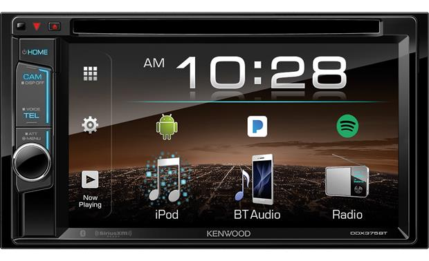 KENWOOD DDX375BT