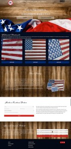 Custom Flag Creations | Custom Web Design
