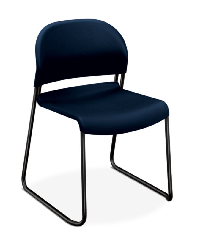 HON GuestStacker High-Density Stacking Chair | Regatta Shell