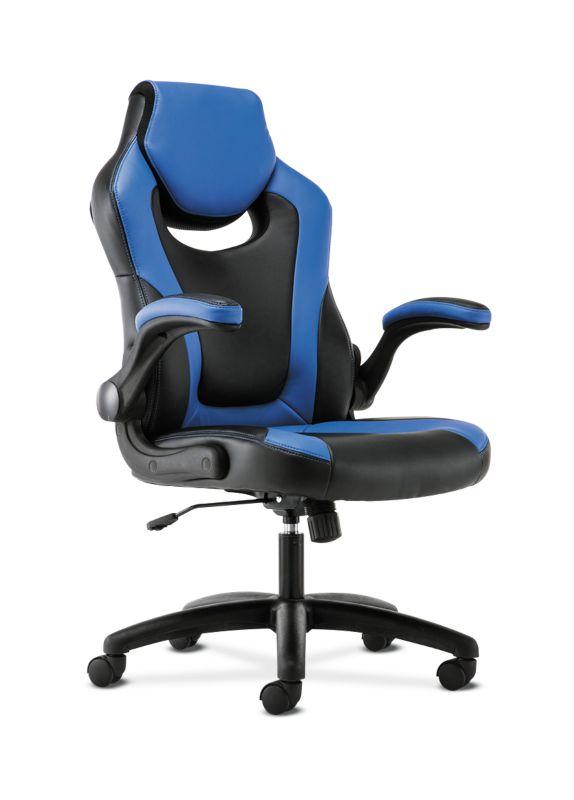 Sadie Racing Style Gaming Chair | Flip-Up Arms