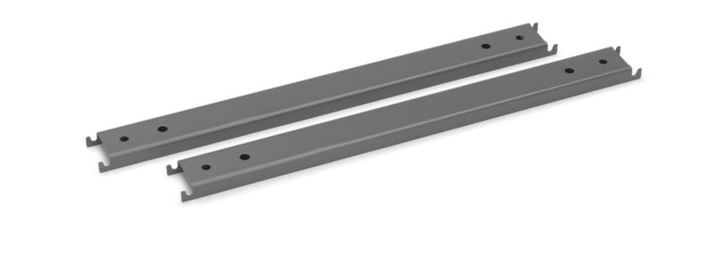 HON Double Front-to-Back Hanging File Rails | 2 per Carton