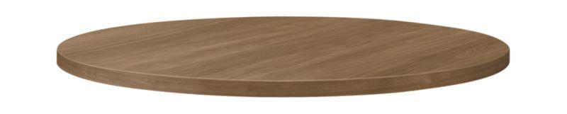 "HON Between Table Top | Round | 36""D | Pinnacle Laminate"