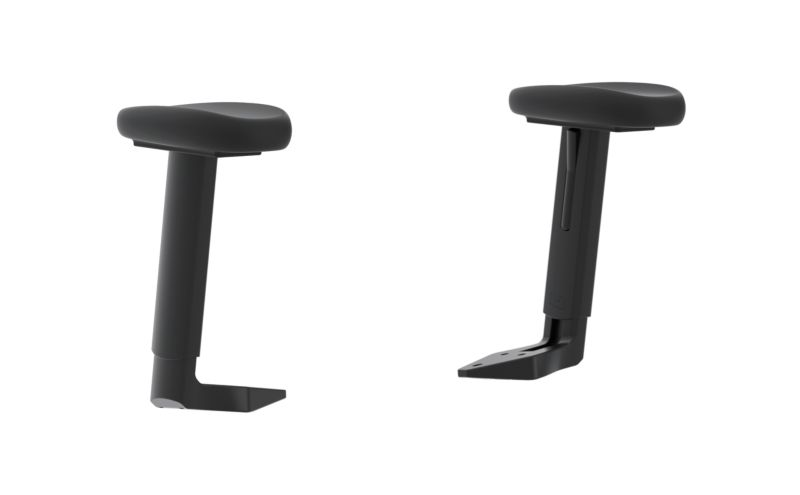 HON ValuTask Height Adjustable Arm Kit