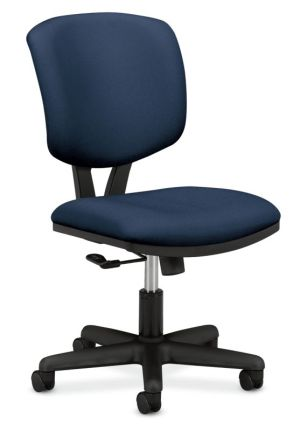 HON Volt Task Chair | Center-Tilt, Tension, Lock | Navy Fabric